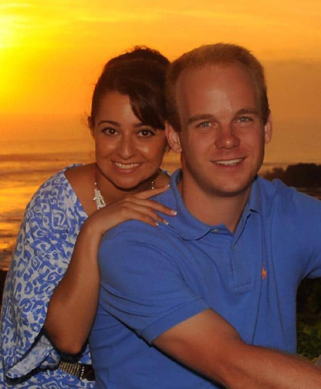 author bio together in thails