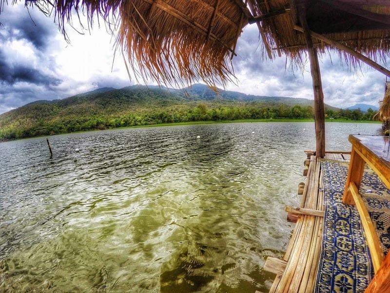 tung tao lake what to do in chiang mai