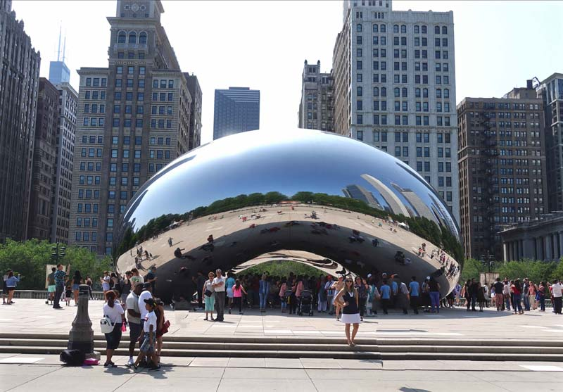 what to do in chicago the bean