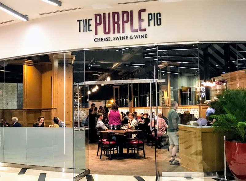 what to do in chicago this weekend | brunch at purple pig