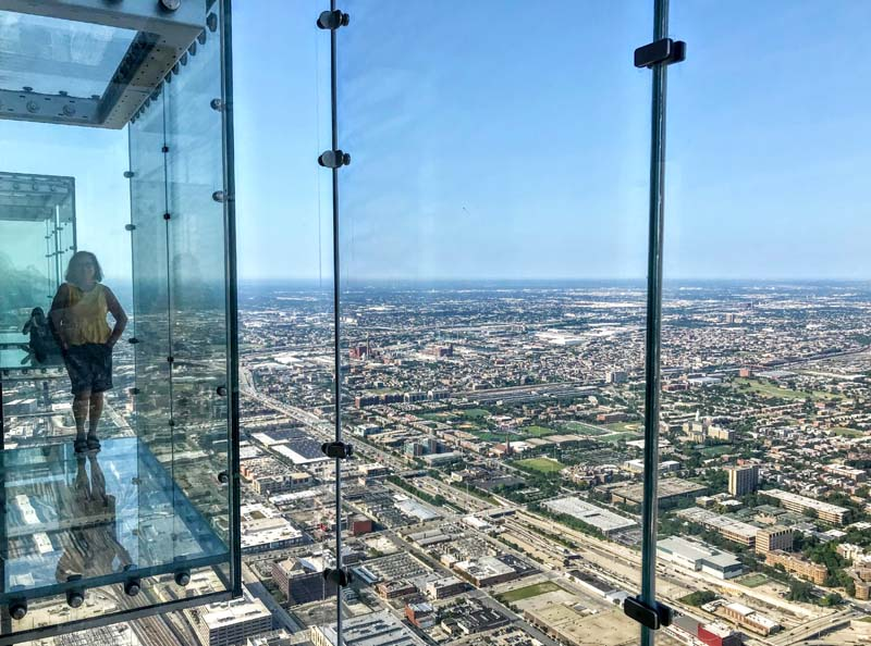 chicago attractions | skydeck