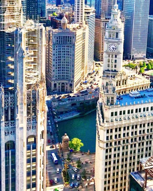 best view of chicago | intercontinental