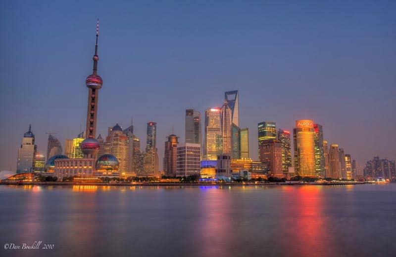what to do in China shangai
