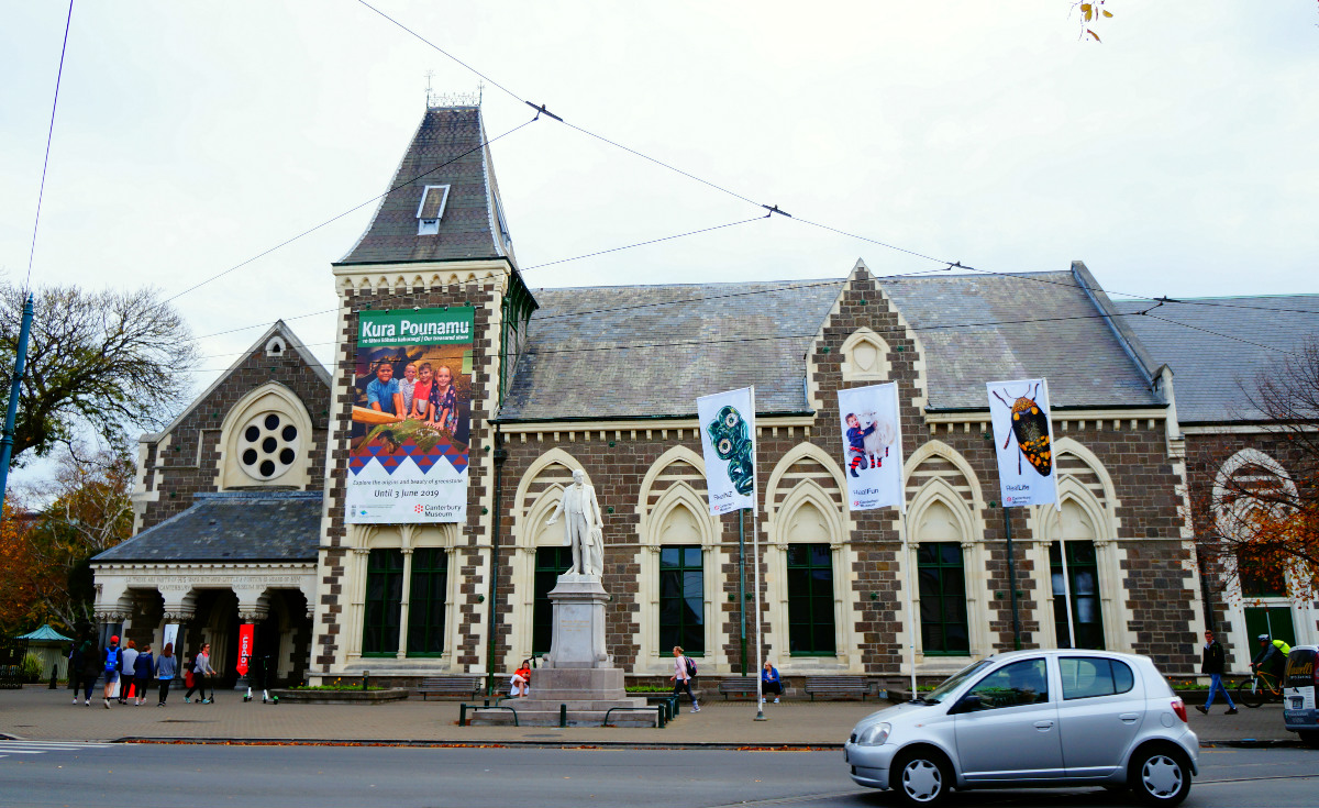 things to do christchurch | canterbury museum