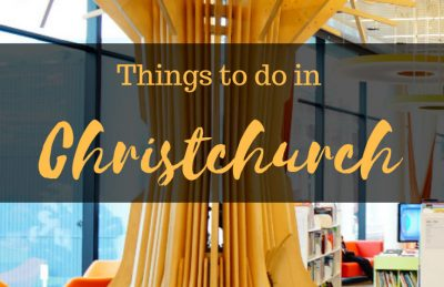 the very best things to do in christchurch