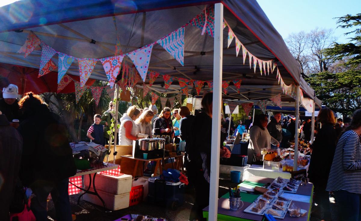 farmer's market in christchurch new zealand