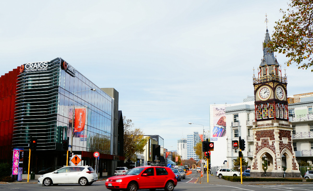 things to do around christchurch | salisbury street junction
