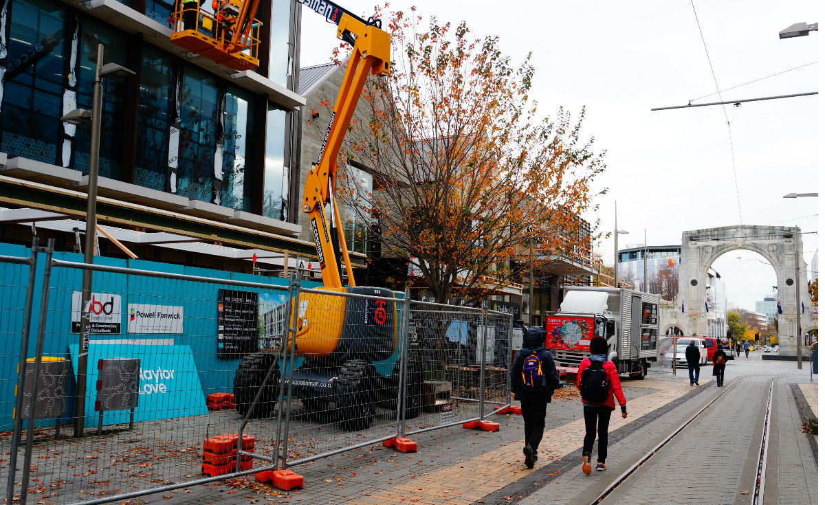 things to in christchurch | new developments popping up