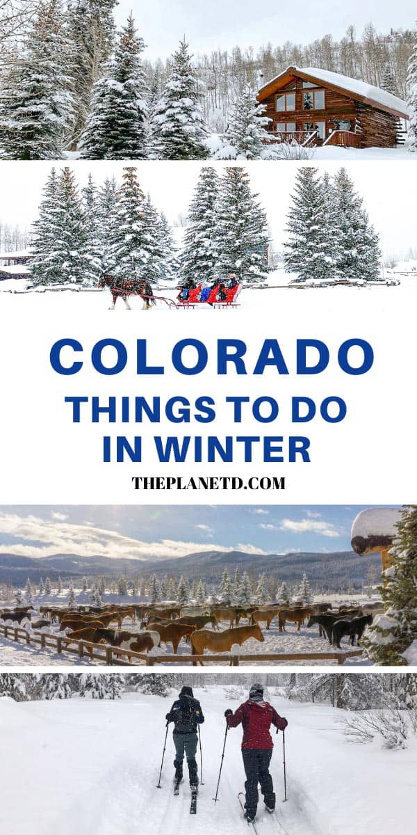 best winter activities in colorado
