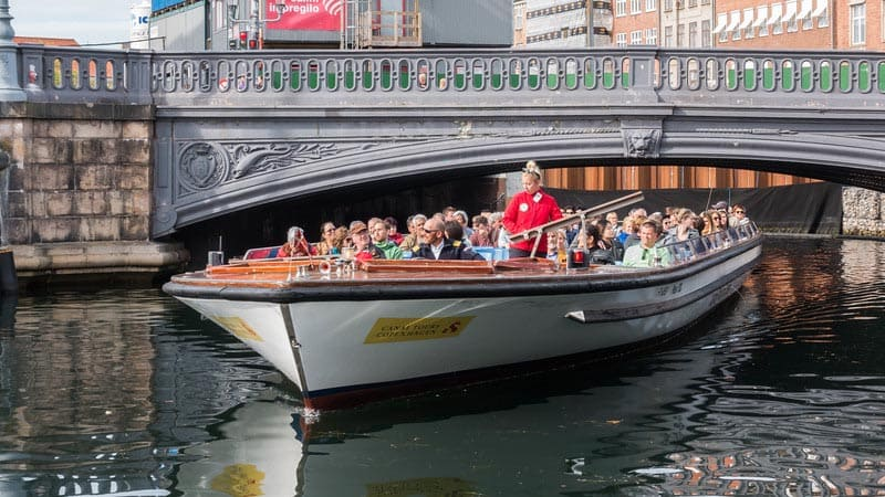 things to do in copenhagen boat tour