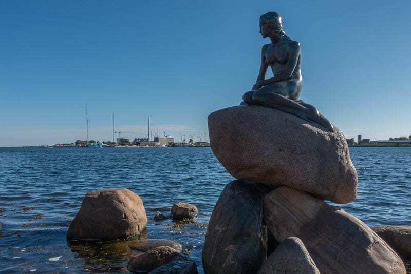 little mermaid things to do in copenhagen denmark