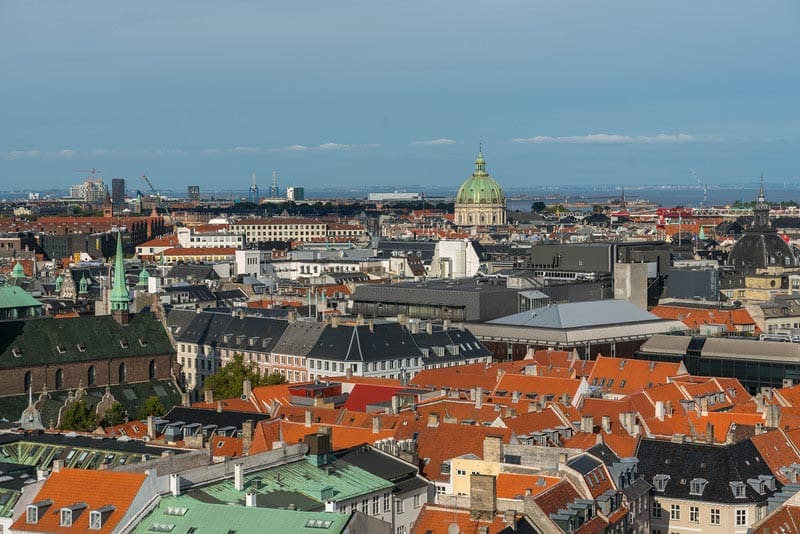 things to do in copenhagen round tower views