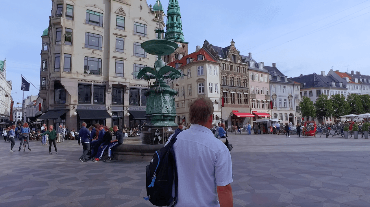 Things to do in Copenhagen: People watch on the Shopping street
