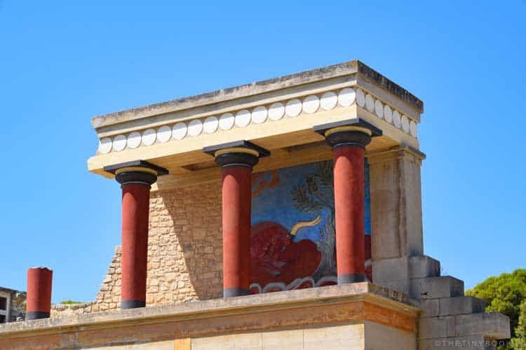 туры на Крите | Кносский