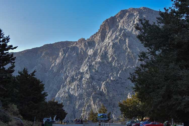 Самарийское ущелье | приключения на Крите