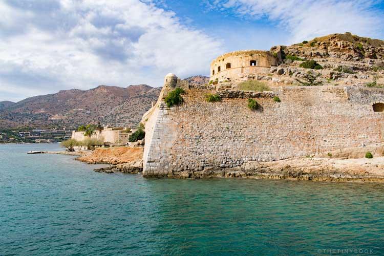 прокаженная колония | что посмотреть на Крите