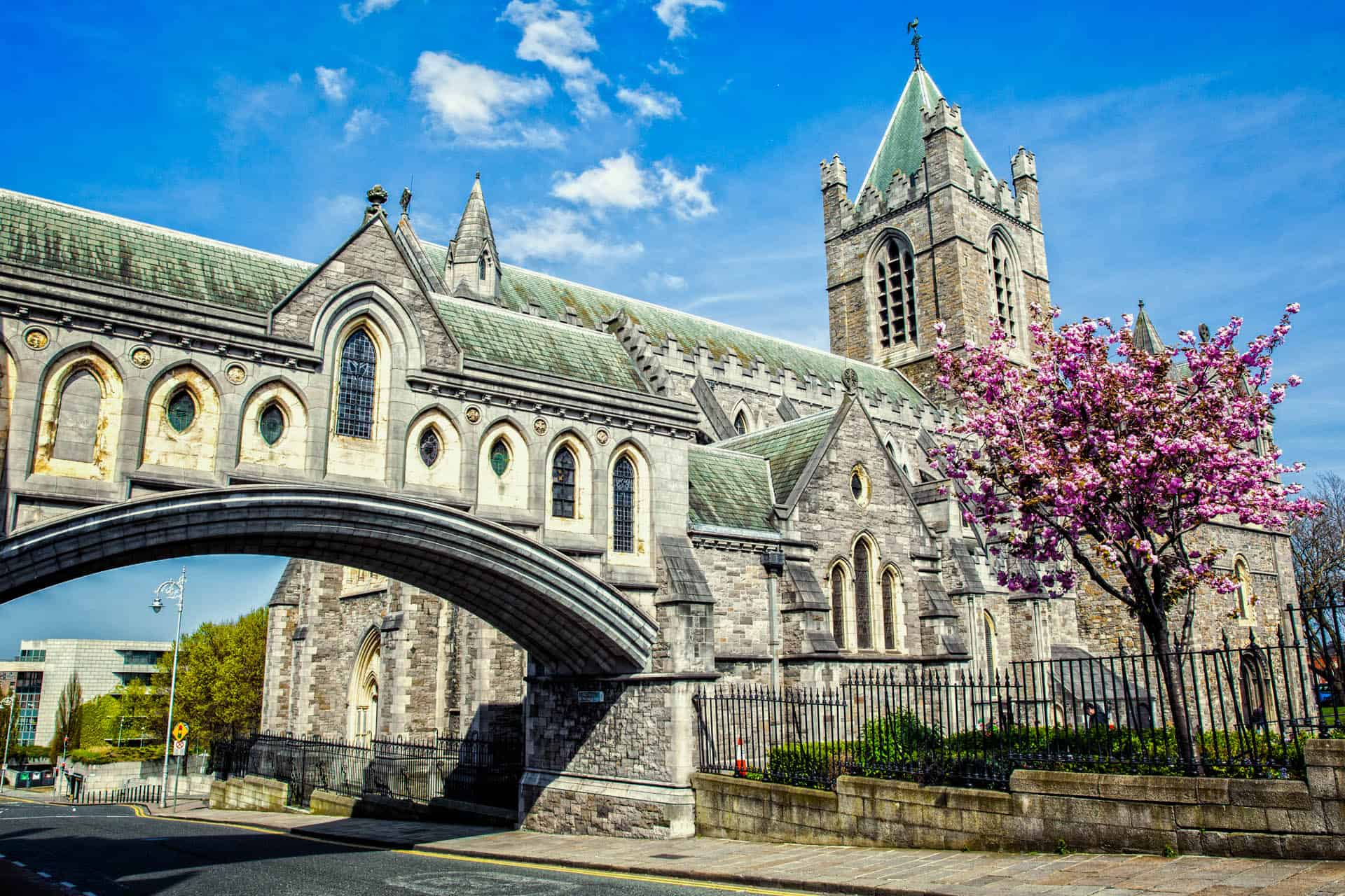 christ church cathedral dublin things to do