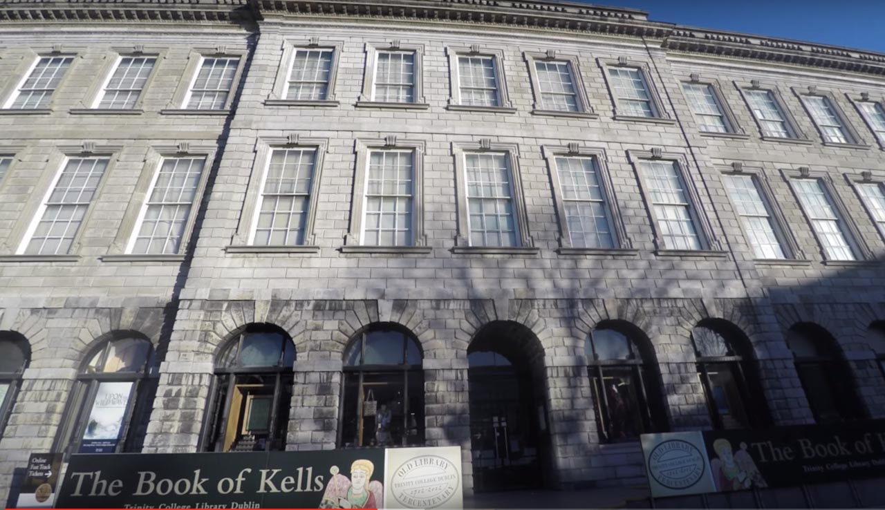 book of kells - things to do in dublin