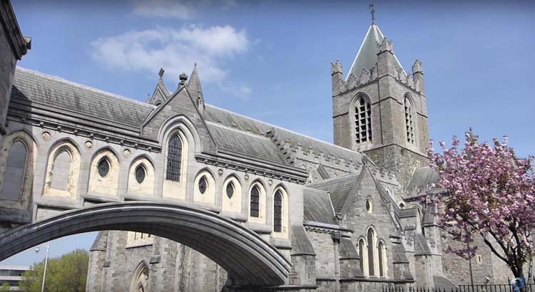 dublin activities | christ church cathedral