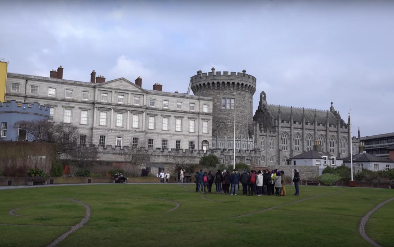 activities in dublin | Dublin castle