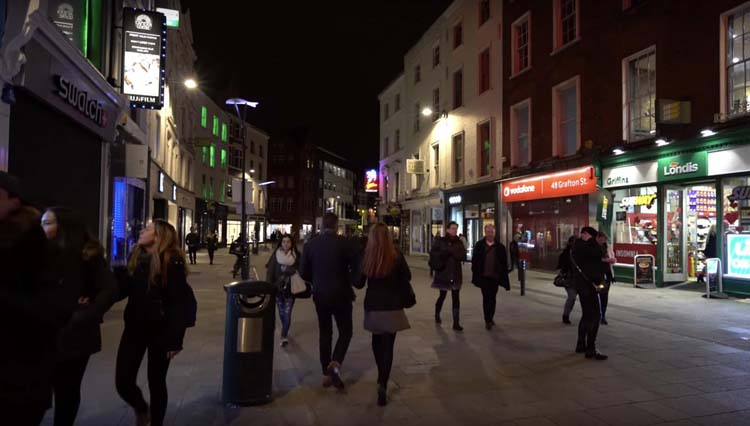 points of interest dublin | grafton street dublin
