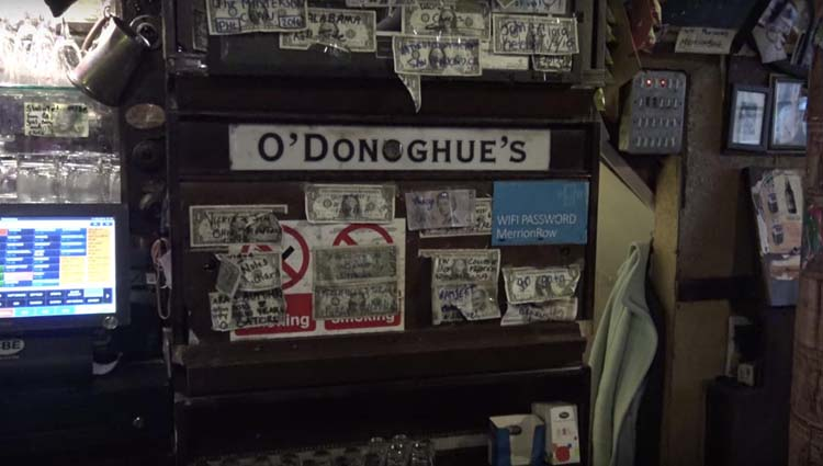 where to go in dublin for a pint | O'Donoghues