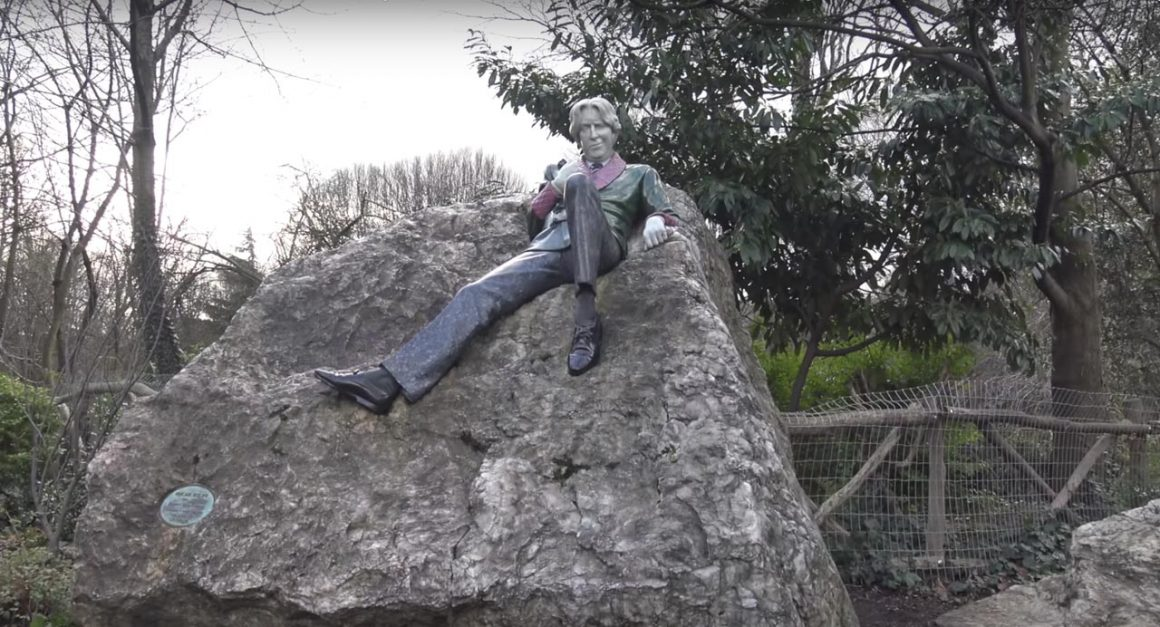 oscar wilde statue | Things to do in Dublin