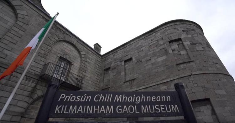 things to do in dublin gaol