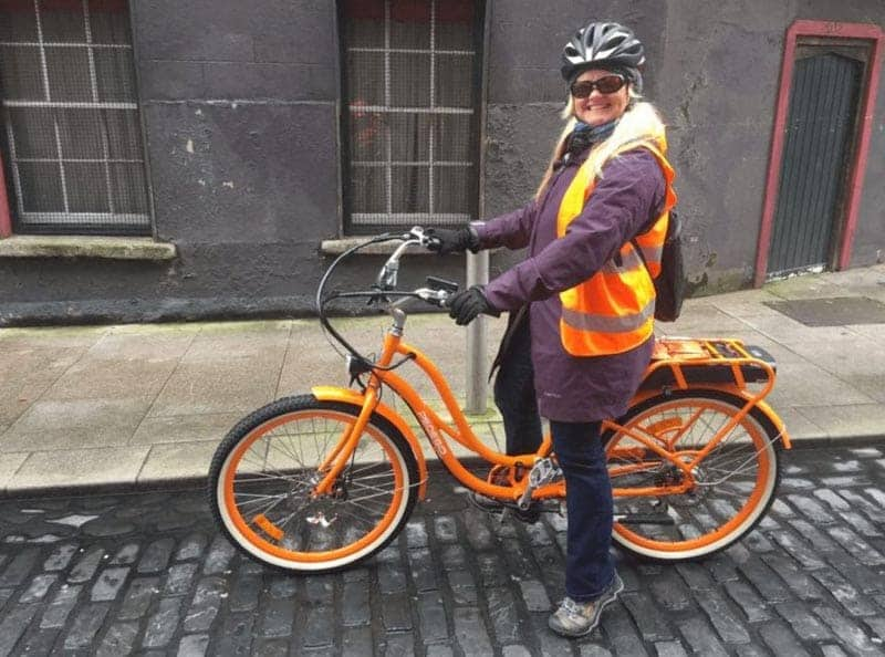 things to do in dublin lazy bike tour