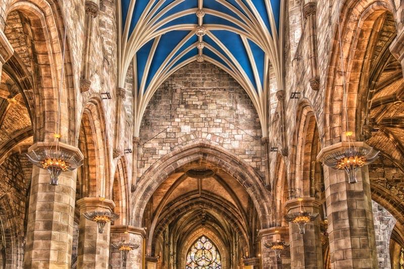 edinburgh churches | things to do in edinburgh scotland
