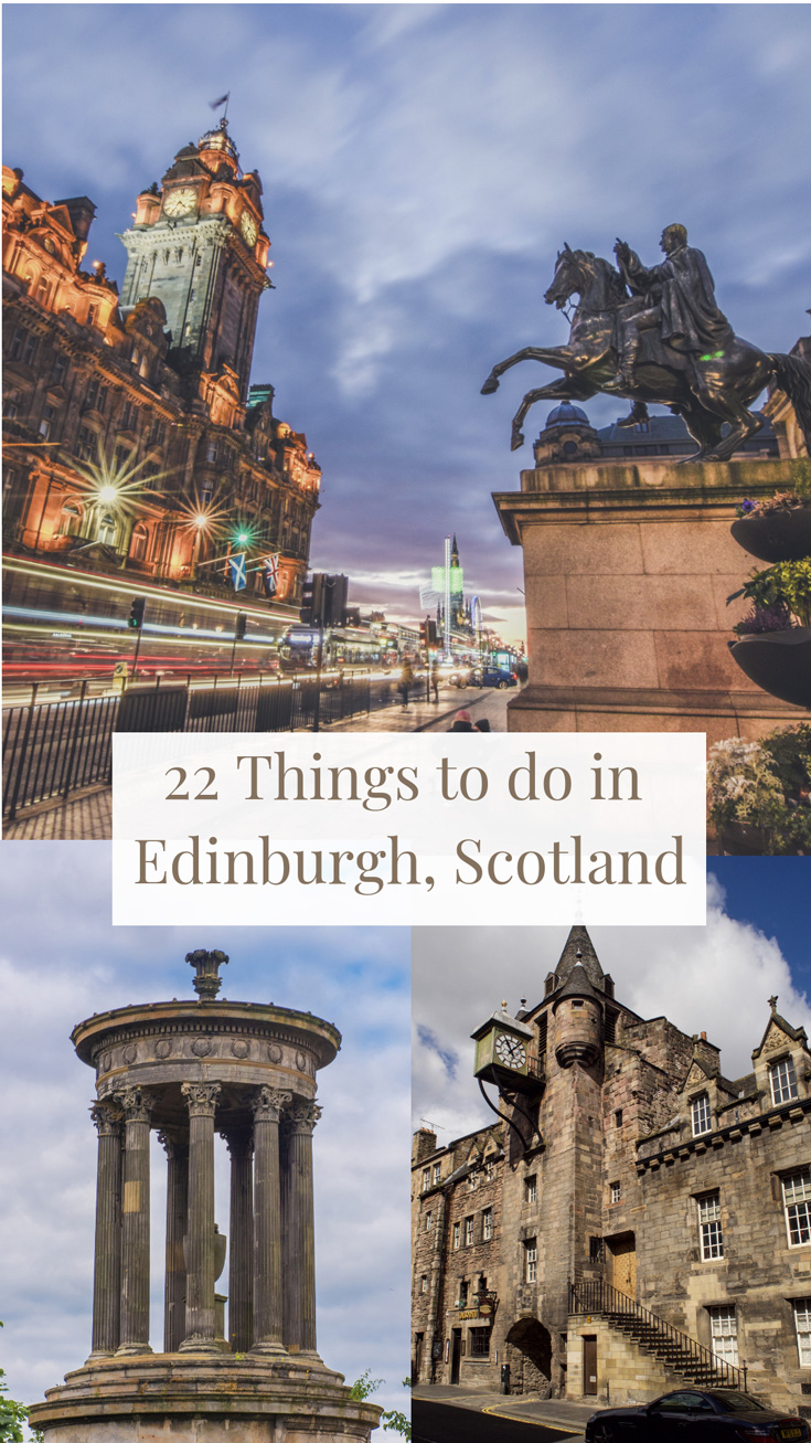 22 of the best things to do in Edinburgh
