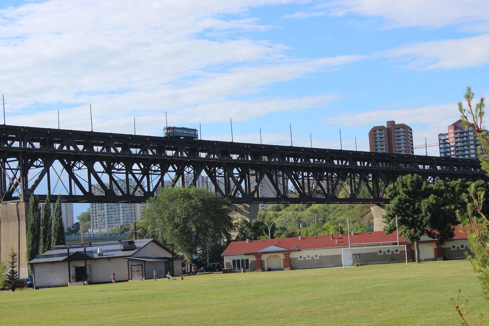Edmonton things to do radial railway society