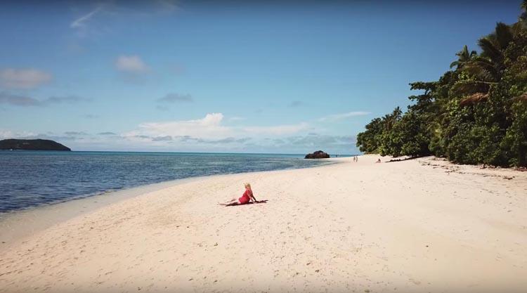Фиджи, что делать |  изолированные пляжи Фиджи Чем заняться на Фиджи? things to do in fiji tropical island