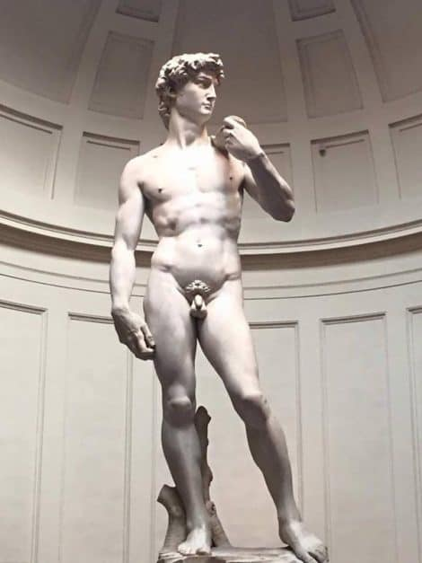 things to do in florence cathedral david statue