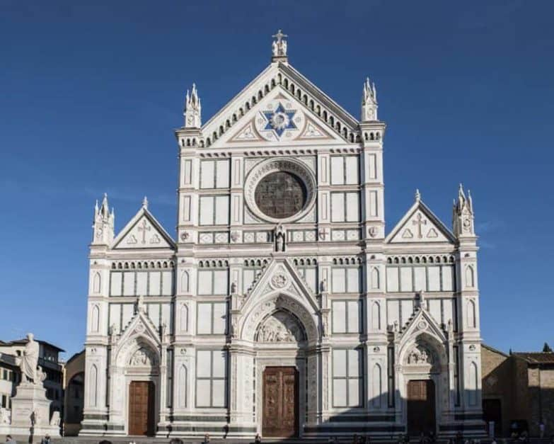 Things to do in Florence di santa croce