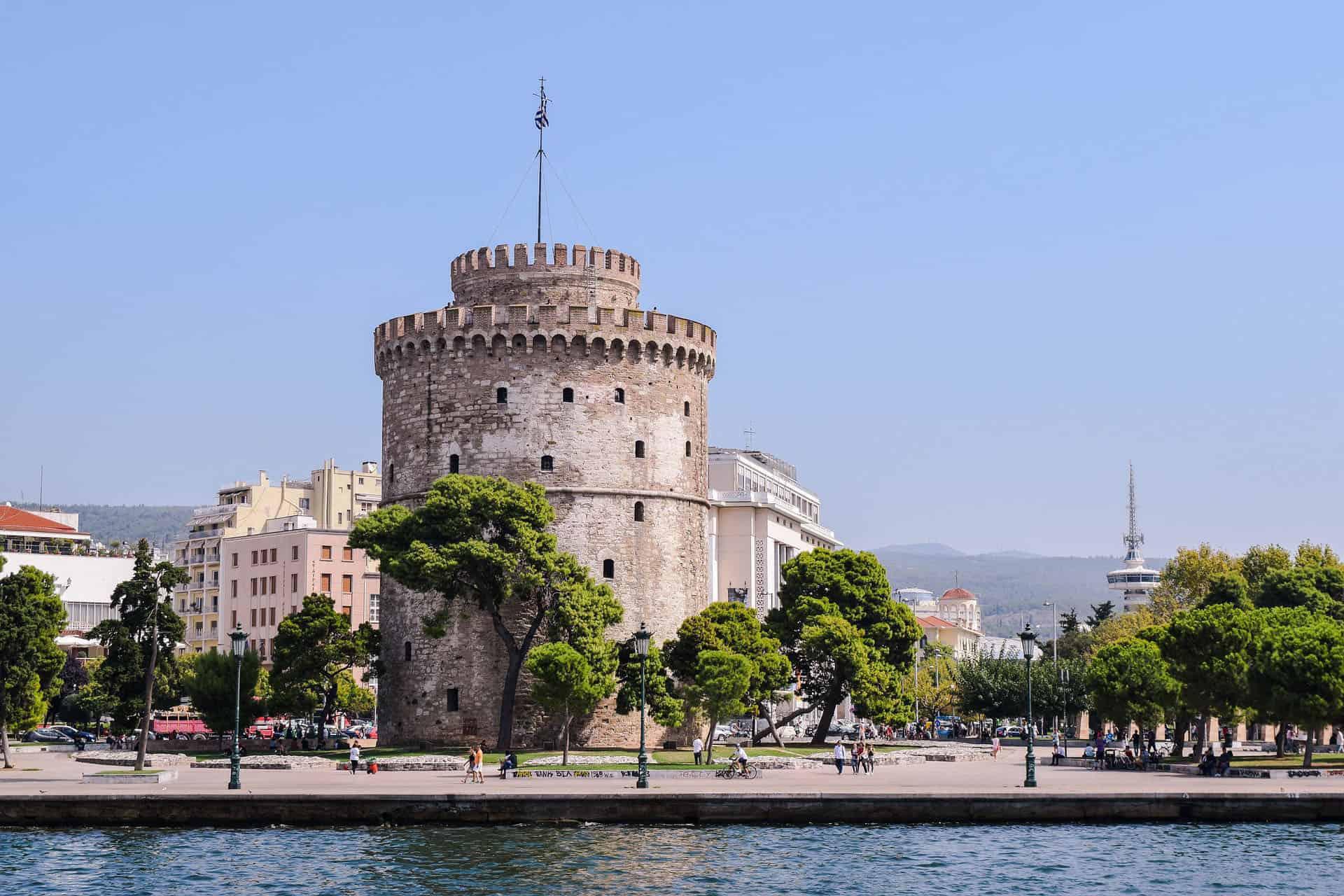 what to do in halkidiki greece thessaloniki