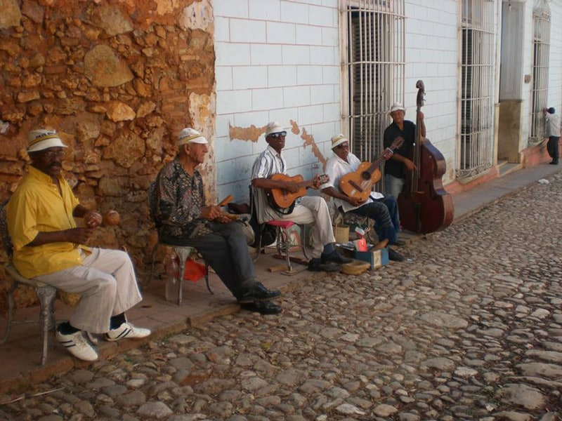street musicians things to do in Havana Cuba