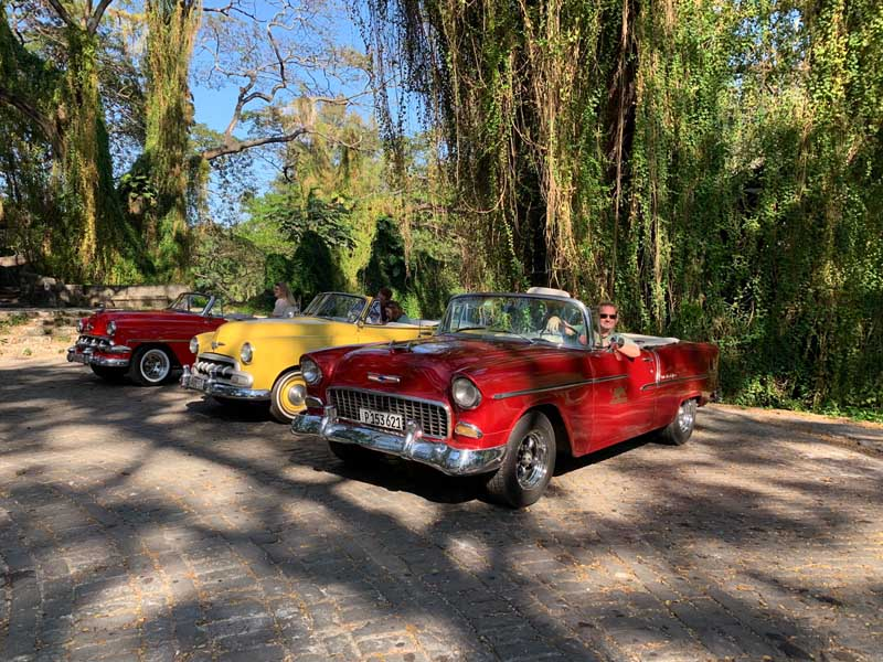 things to do in havana old classic cars
