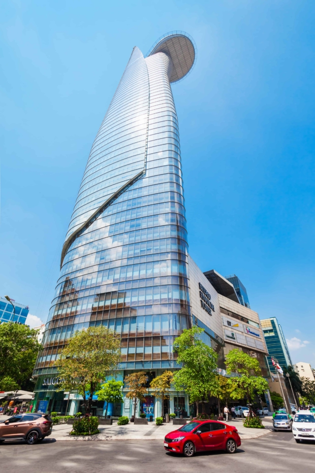 things to do in ho cho minh city bitexco financial tower