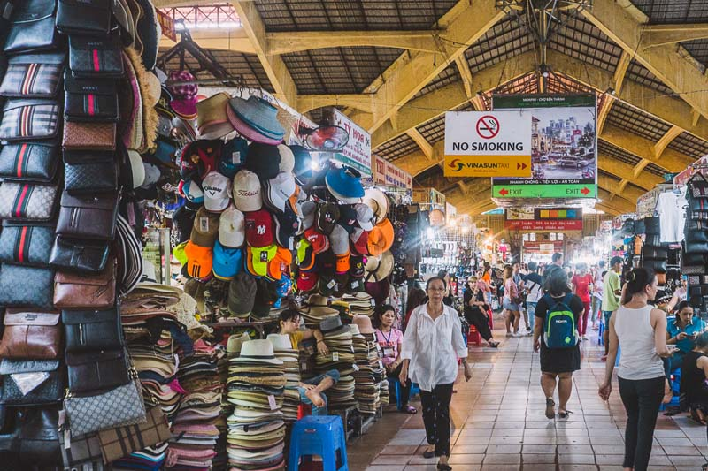 shopping in ho chi minh city | local markets
