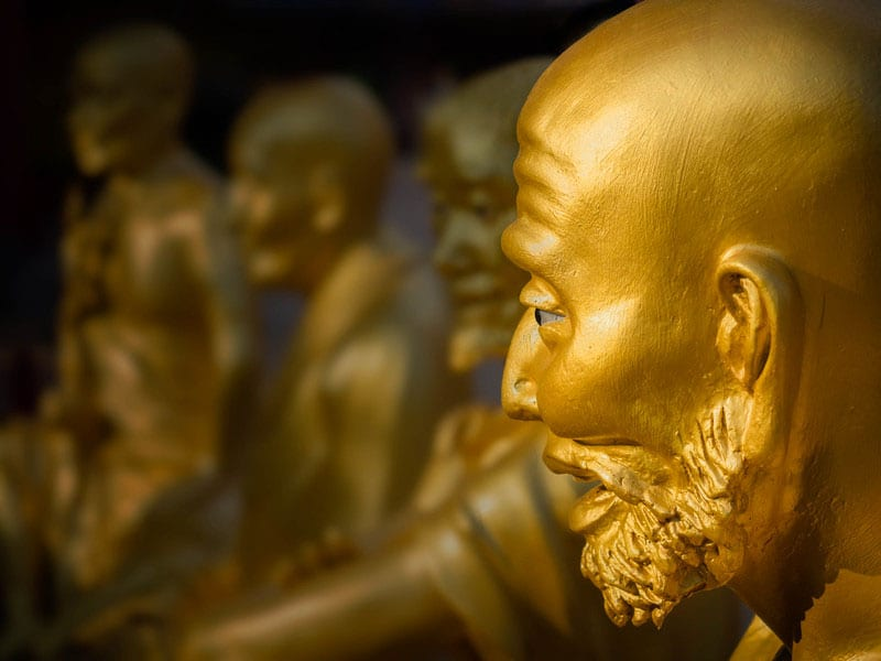 things to see in Hong Kong | buddha statue