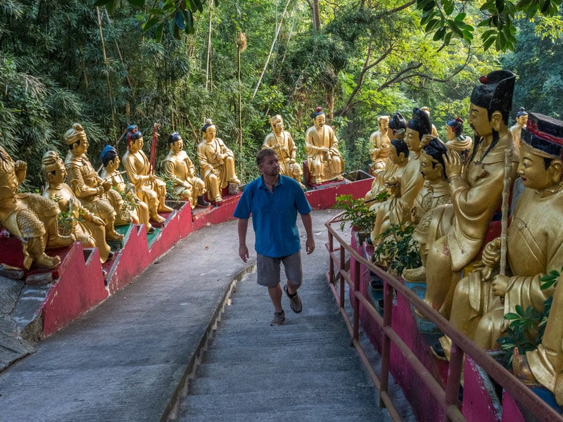 what to see in hong kong buddha statues
