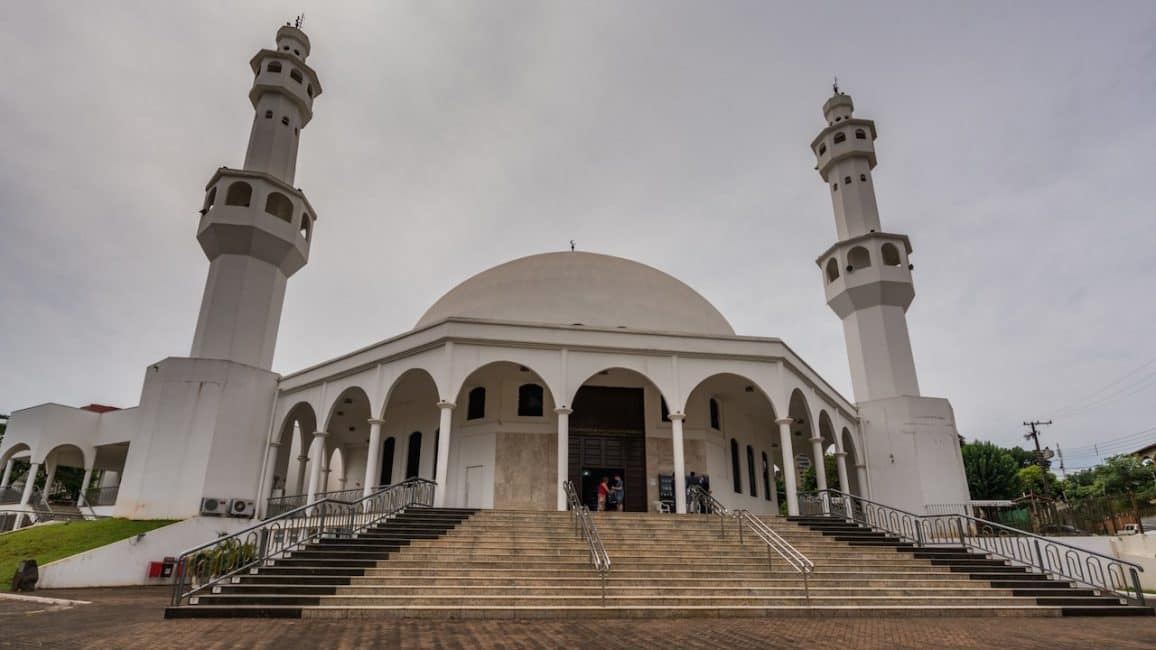 things to do in Iguassu visit a mosque