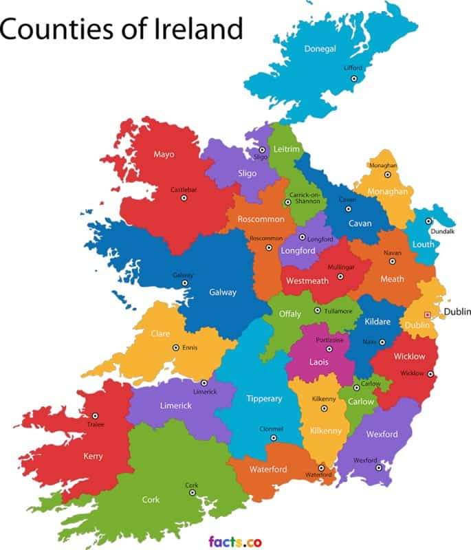 things to do in the counties of ireland