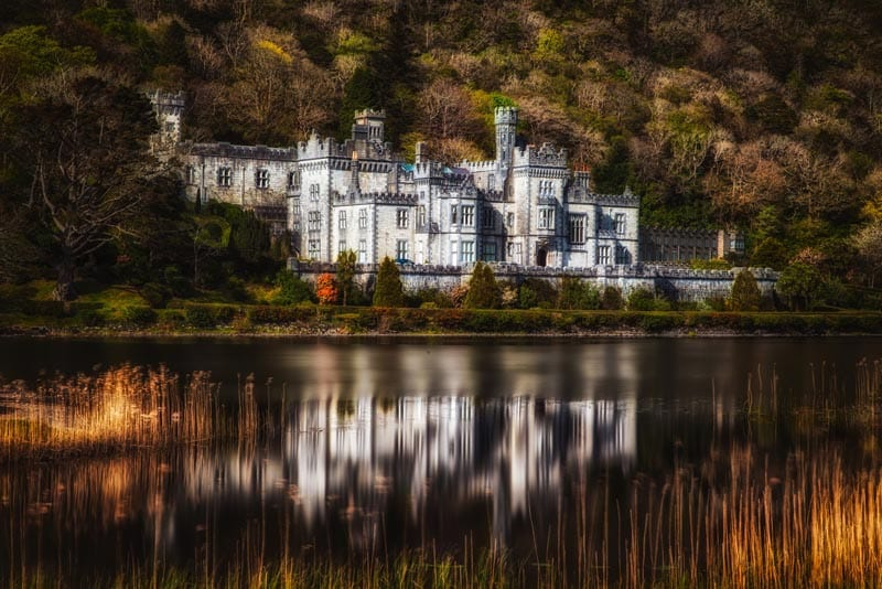 kylemore abbey things to do in Ireland