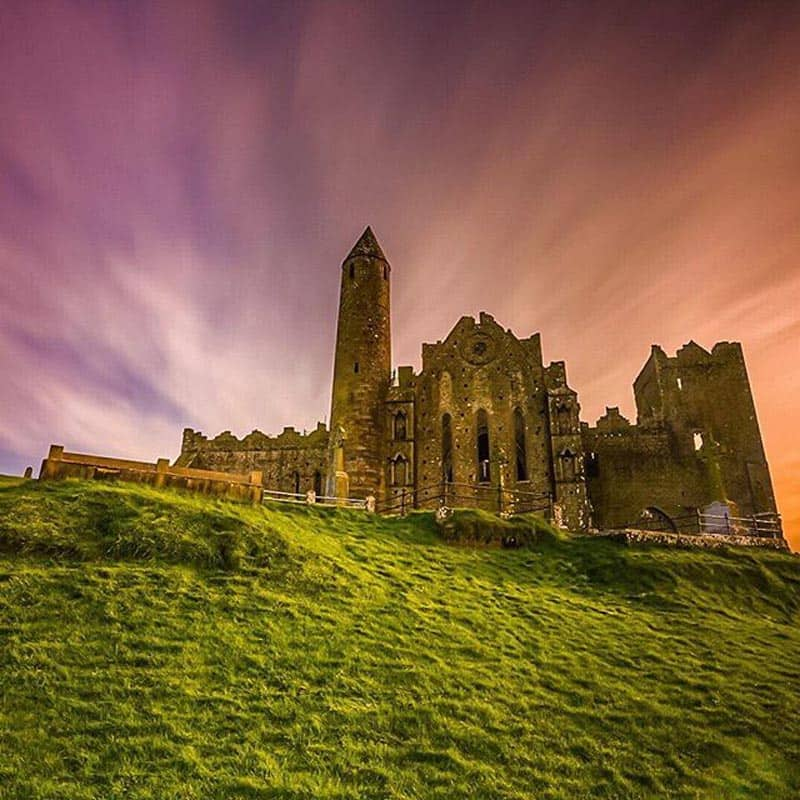 ireland images rock of cashel