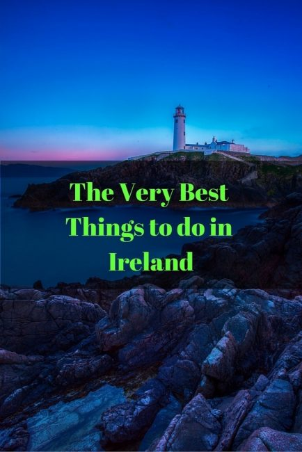 things to do in ireland Fanad Head