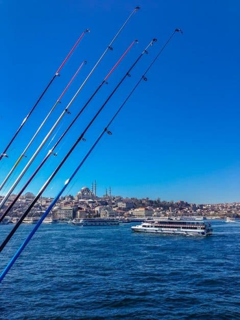 things to do in istanbul cruise the Bosphoros