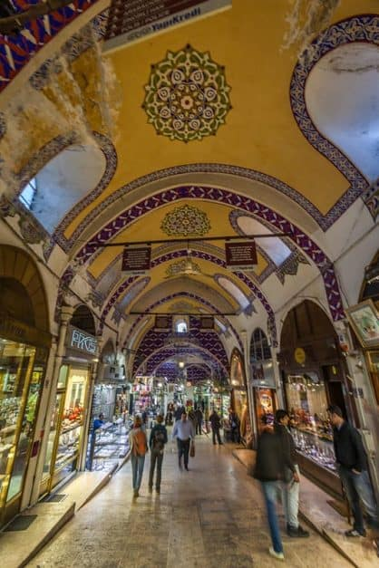 things to do in istanbul grand baazar