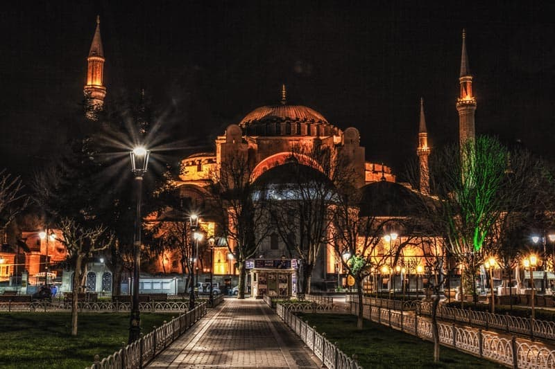 what to see in Istanbul Hagia Sophia